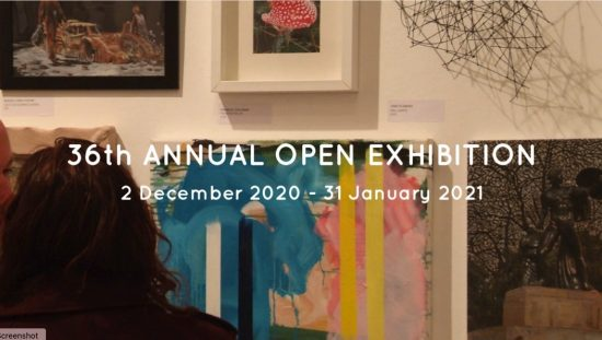 36th Open Annual Exhibition, Southwark Park Galleries, online group show, London
