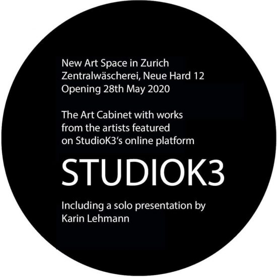 The Art Cabinet by StudioK3, group show, 2020, Zurich