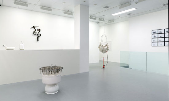 'The dipping game' solo exhibition 2014, KATZ CONTEMPORARY, Zurich, Switzerland