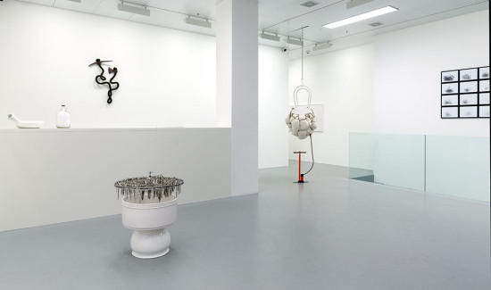 'The dipping game' solo exhibition 2014, KATZ CONTEMPORARY, Zurich