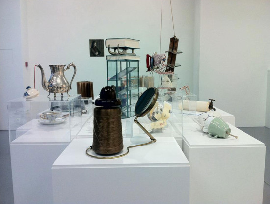 'Gabi Hamm/Martina von Meyenburg' double show 2014, KATZ CONTEMPORARY