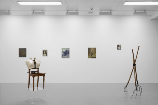'Gabi Hamm/Martina von Meyenburg' double show 2014, KATZ CONTEMPORARY, Zurich, Switzerland